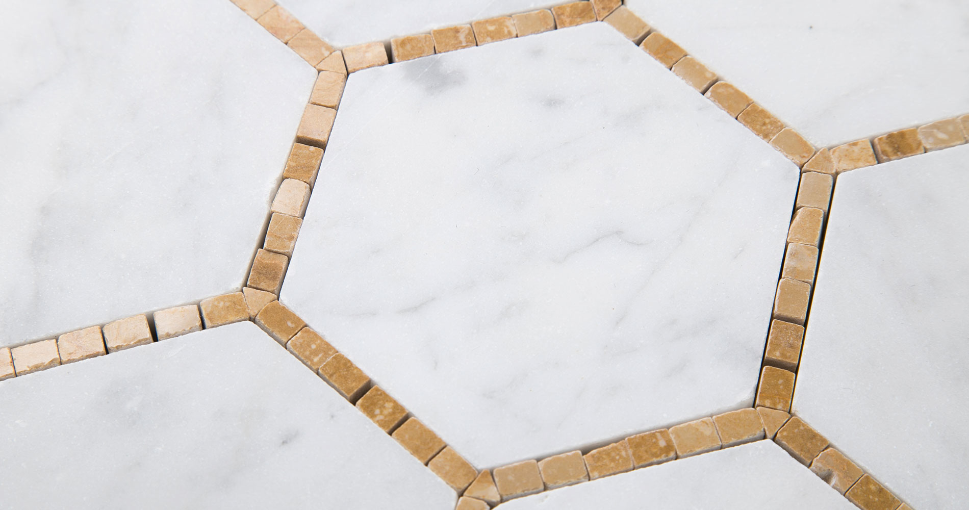 centurymosaic-3-inch-Hexagon-Marble-Mosaic-Tile-Collection-2