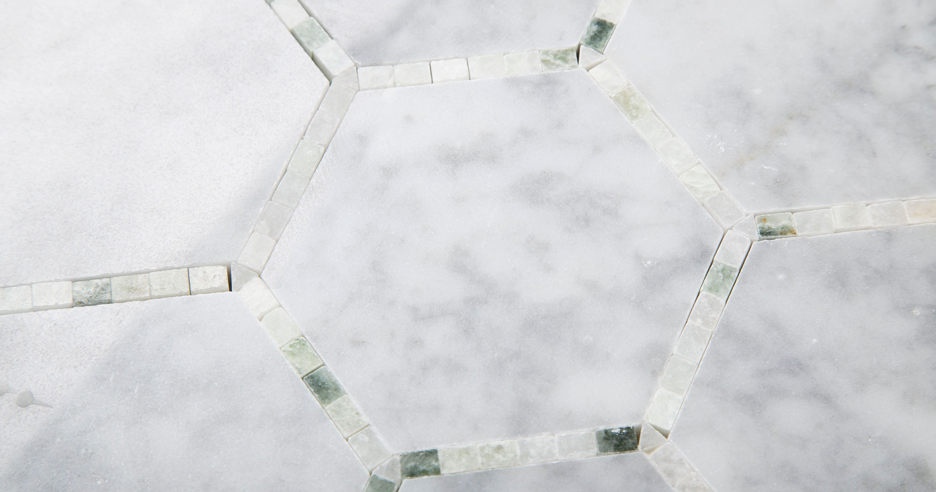 centurymosaic-3-inch-Hexagon-Marble-Mosaic-Tile-Collection-8