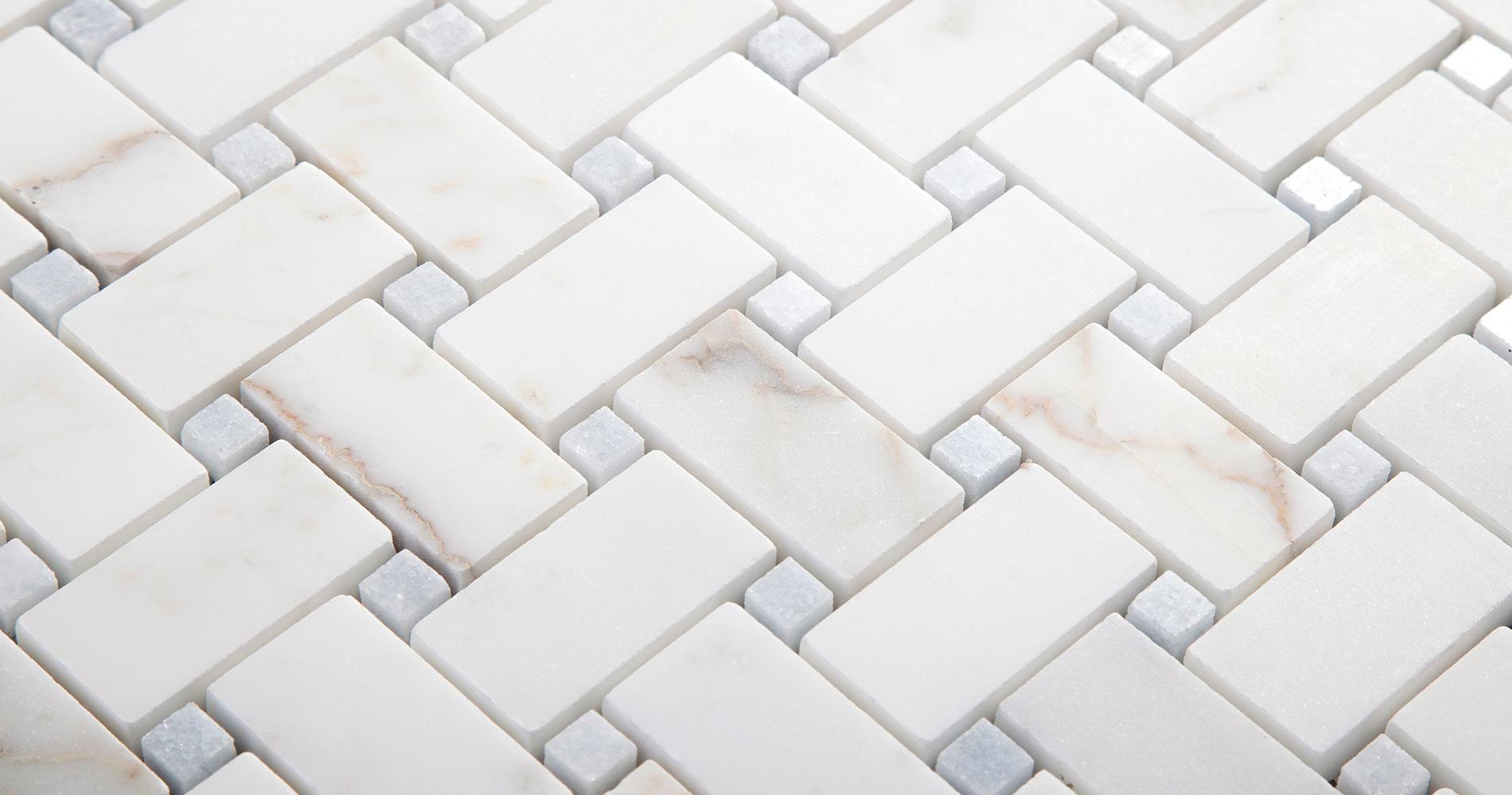 centurymosaic-Calacatta-Gold-Marble-Basketweave-Mosaic-Tile-Collection-4