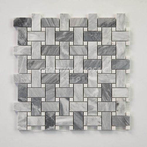 centurymosaic-carrara-gray-basketweave-mosaic-tile