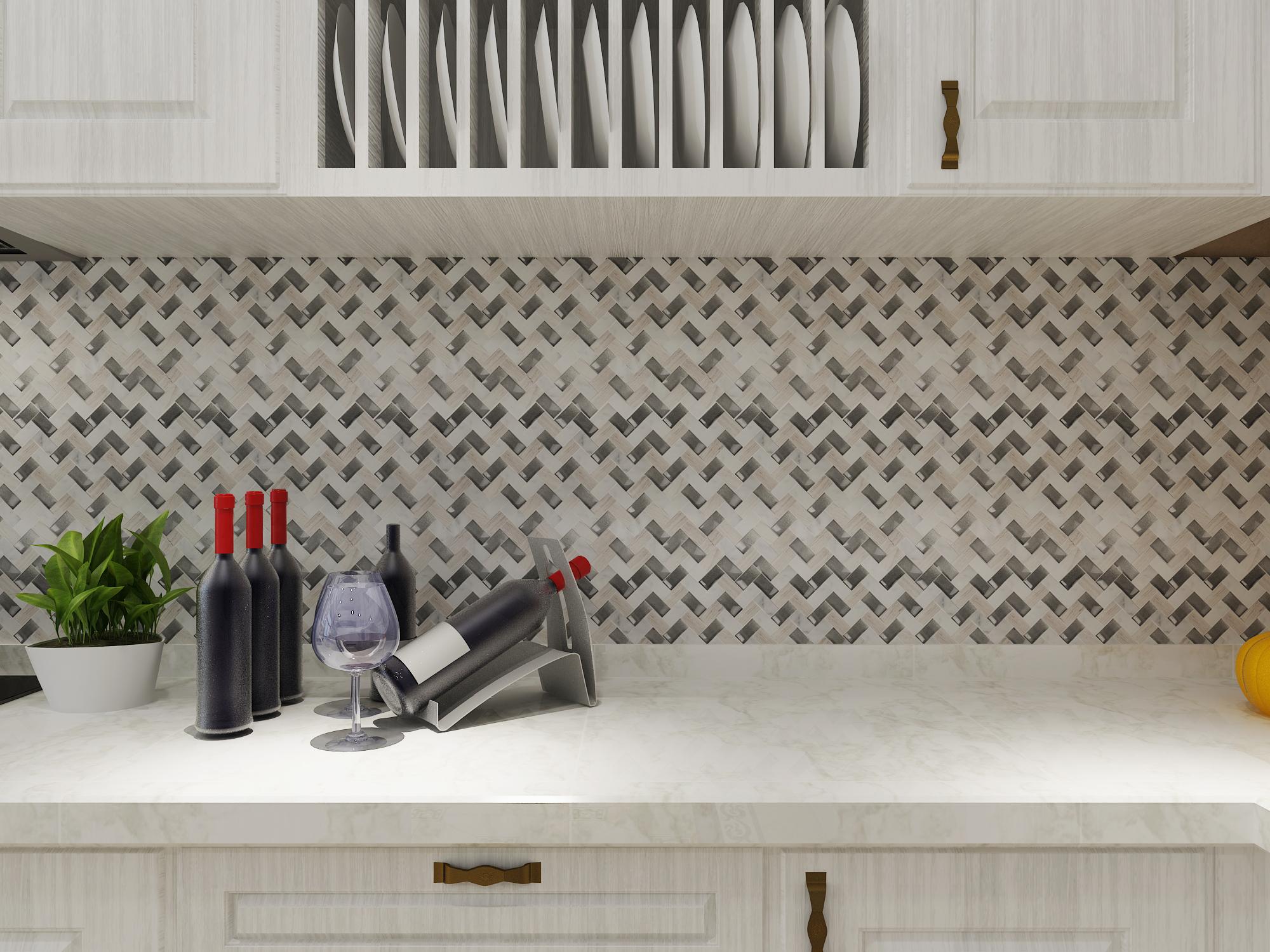 3d-centurymosaic-basketweave-marble-mosaic-tile-wholesale (5)