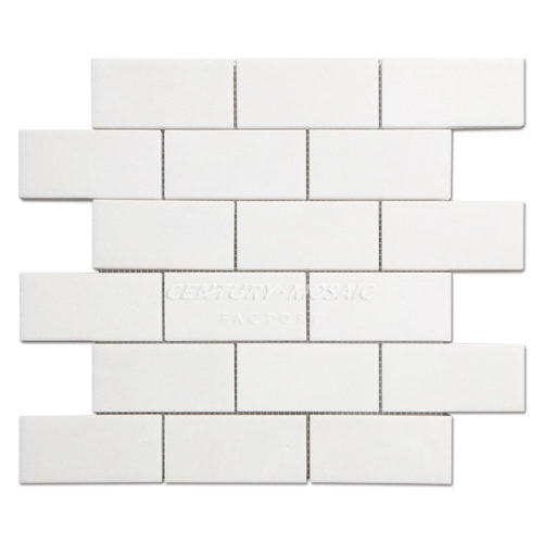 2x4-centurymosaic-White-Thassos-Brick-Mosaic-Tile-Collection-1