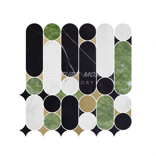 centurymosaic-Acorn-Street-waterjet-mosaic-tile