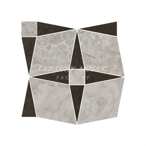centurymosaic-Looking-at-the-Stars-waterjet-mosaic-tile