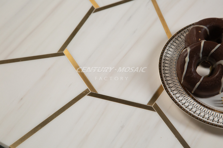 centurymosaic-Oracle-Bone-waterjet-mosaic-tile
