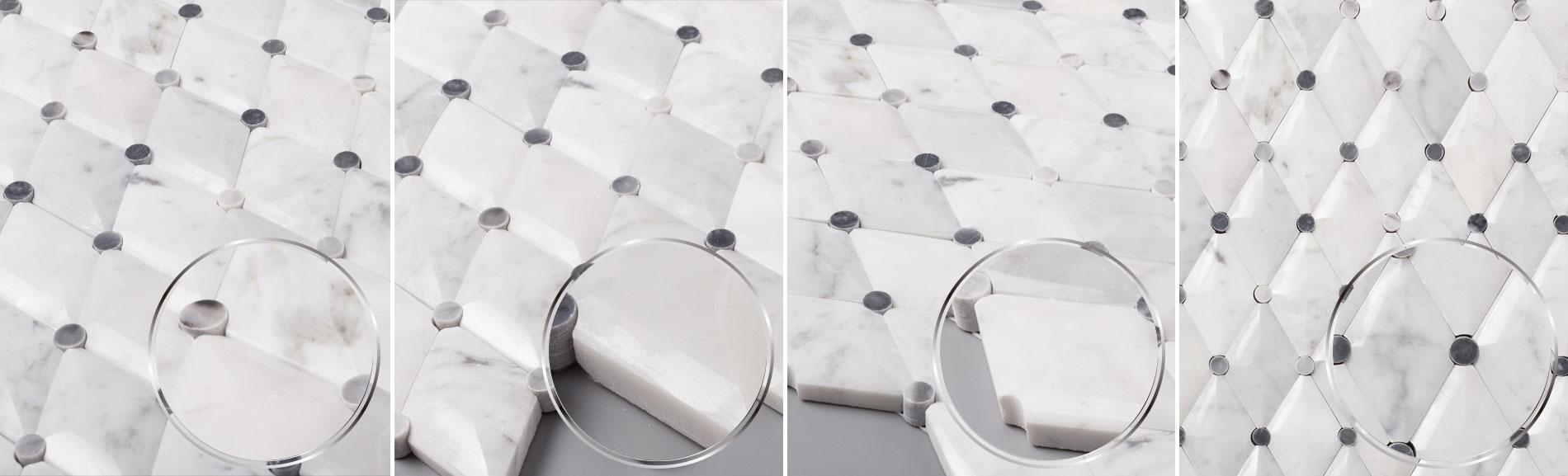 Century-Mosaic-3D-Diamond-Mosaic-Tile-Collection
