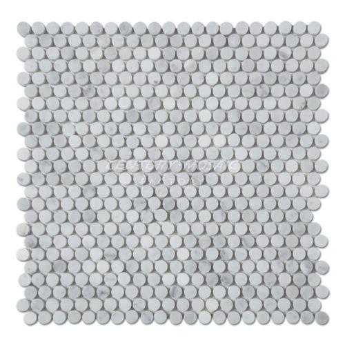 Century-Mosaic-Bianco-Carrara-Penny-Round-Mosaic-Tile-1