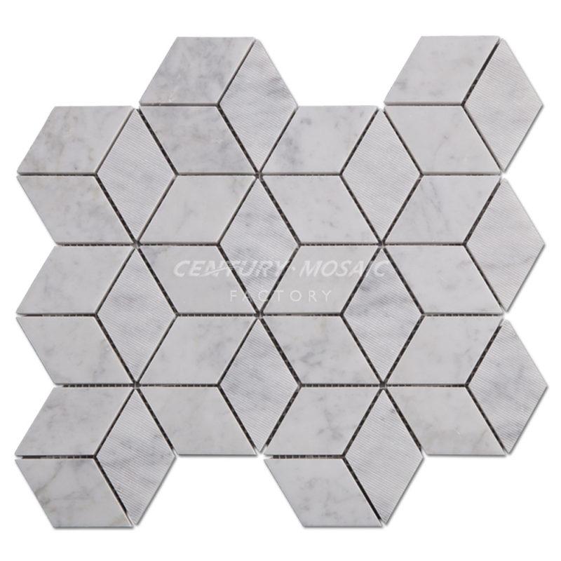 Century-Mosaic-Carrara-Diamond-1