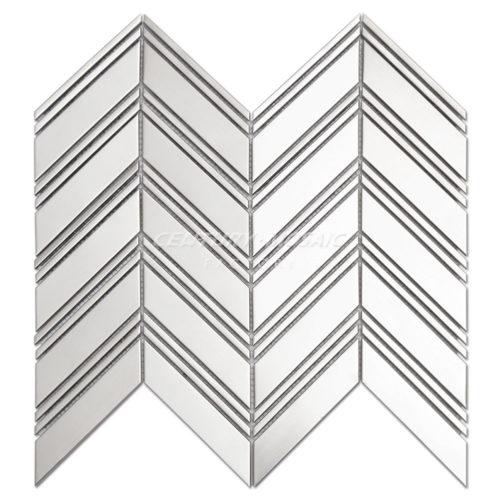 Century-Mosaic-Stainless-Steel-Chevron-1