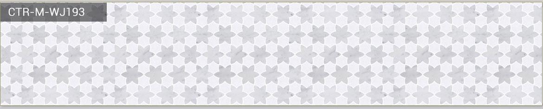 Century-Mosaic-White-Thassos-Waterjet-Mosaic