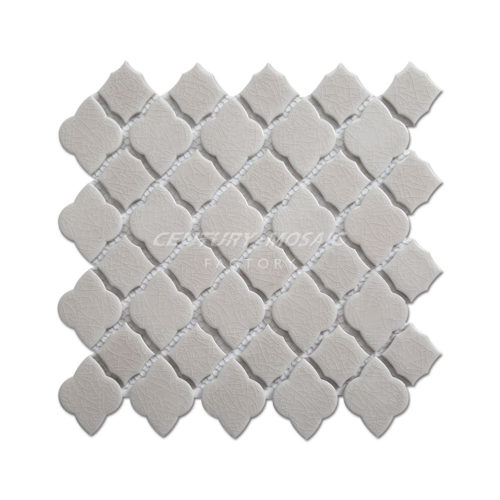Arabesque Ceramic Mosaic tile
