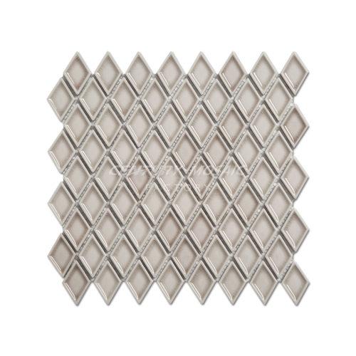 Ceramic Beveled Diamond Tile