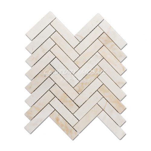centurymosaic-1-inch-by-4-inch-Herringbone-mosaic-tile