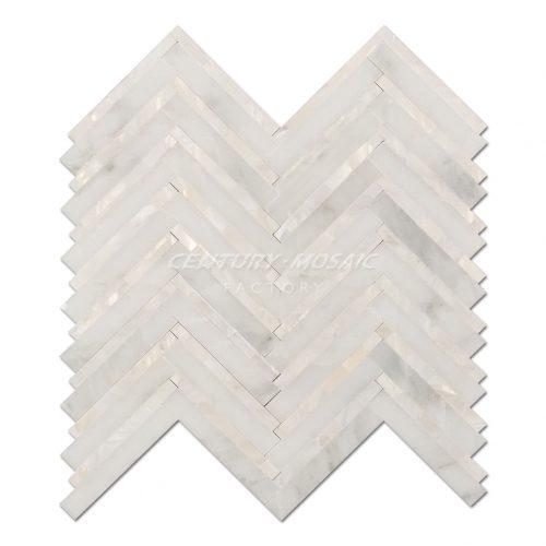 Paper-white-and-MOP-herringbone