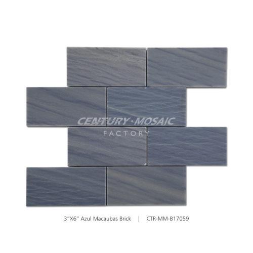 azul-macaubas-centurymosaic-brick-marble-mosaic-tile-wholesale (2)
