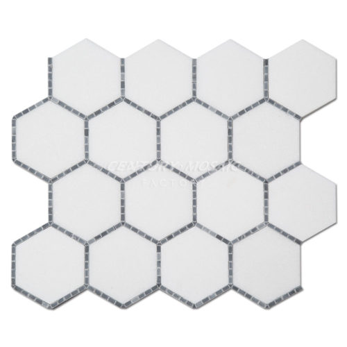 centurymosaic-3-inch-Hexagon-Marble-Mosaic-Tile-Collection-11
