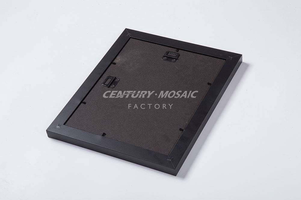centurymosaic-8x10-Black-Wood-Photo-Frame-3