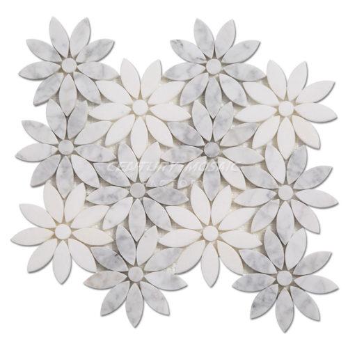 centurymosaic-Flower-Marble-Mosaic-Tile-Collection-1