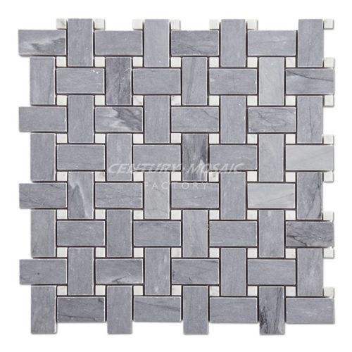 centurymosaic-Latin-Gray-Marble-Basketweave-Mosaic-Tile-Collection-1