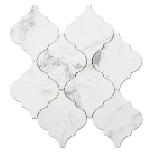 centurymosaic-Marble-Arabesque-Mosaic-Tile-Collection-1