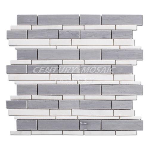 centurymosaic-Strip-Marble-Mosaic-Tile-Pattern-Two1Collection-1