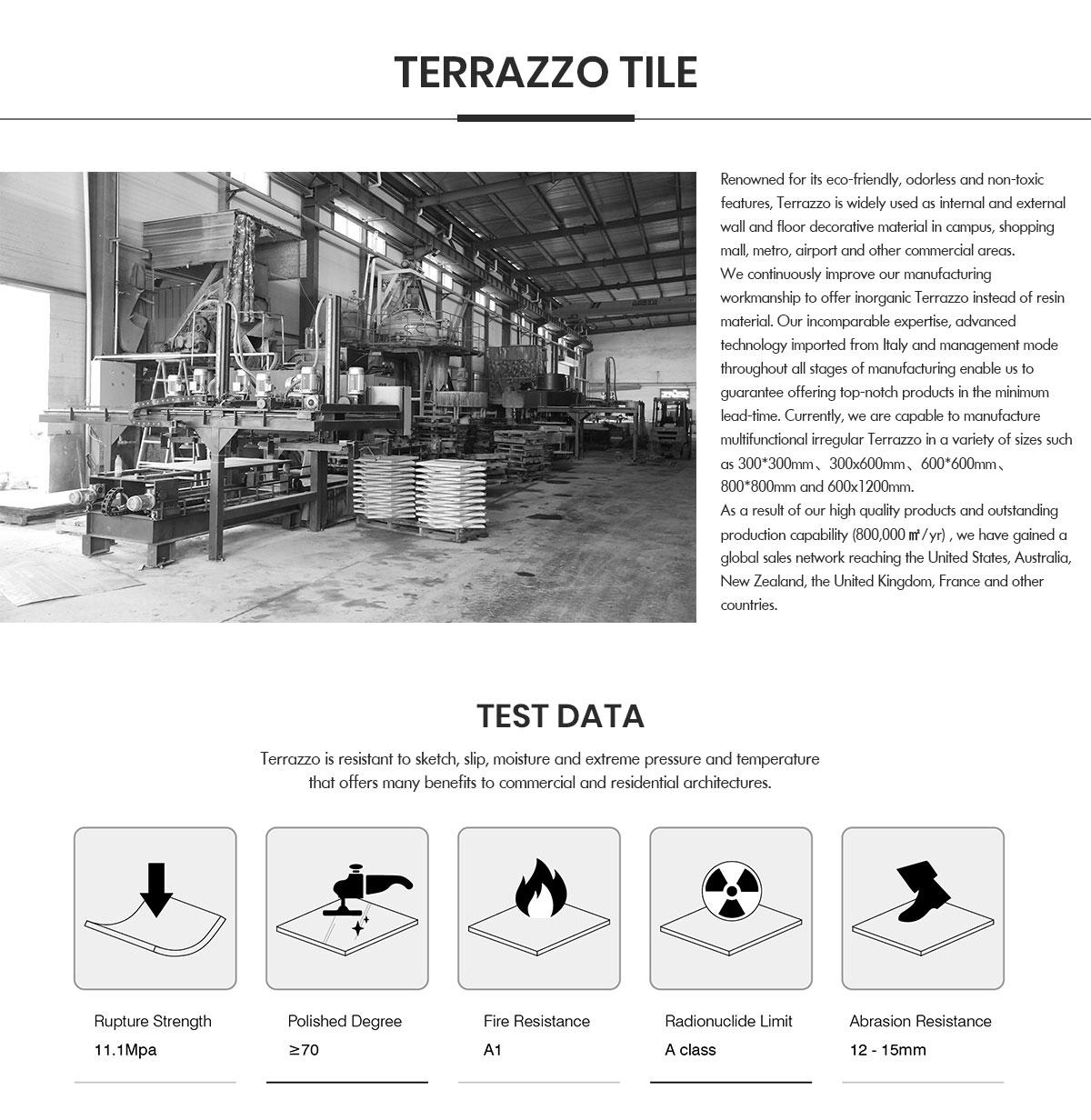 centurymosaic Terrazzo tile