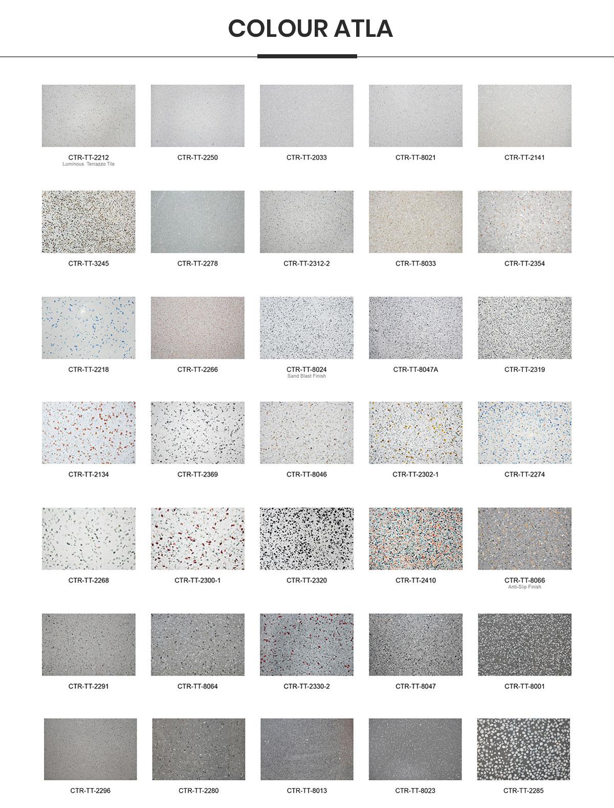 centurymosaic Terrazzo tile (2)