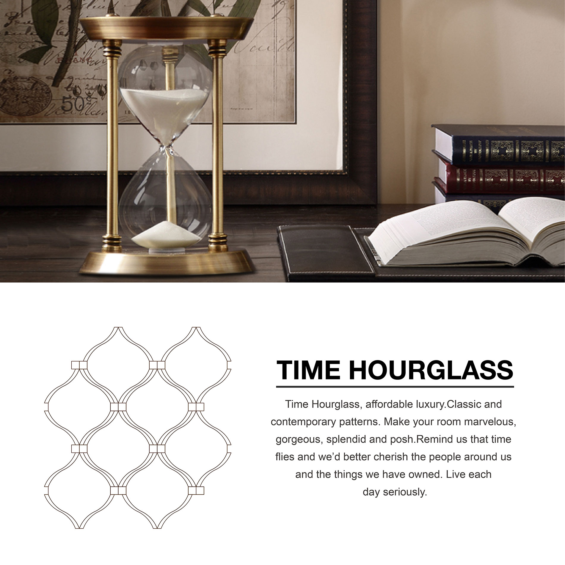 centurymosaic-Time-Hourglass-Water-Jet-Mosaic-design-1