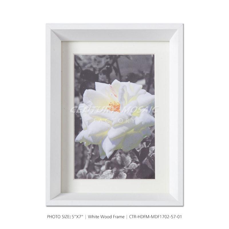 centurymosaic-White-Wood-photo-Frame-1