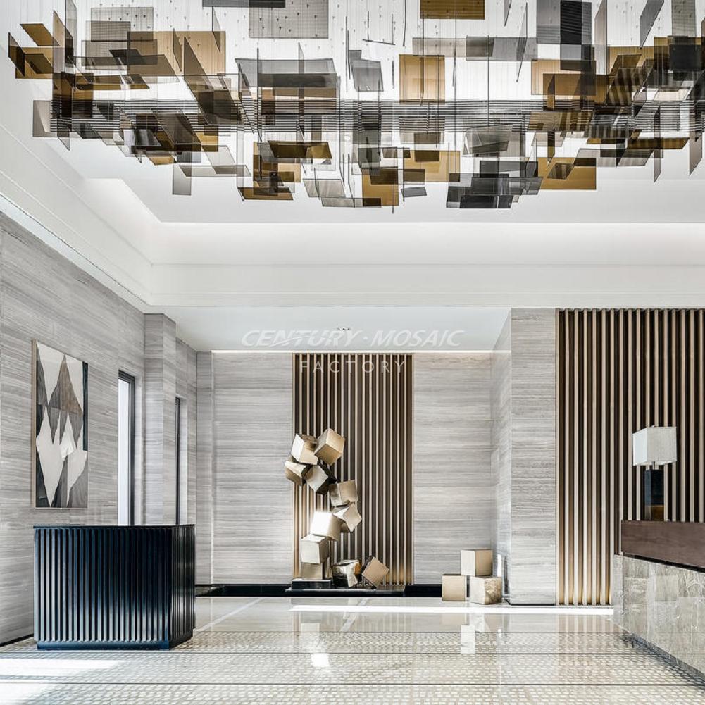centurymosaic-Wood-light-Grain-Tile
