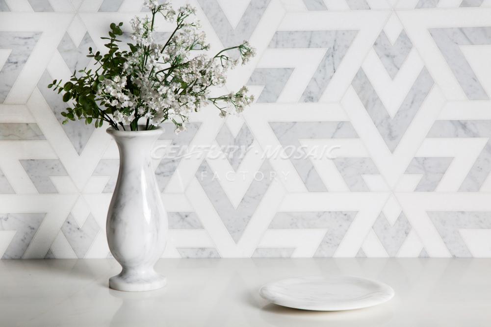 centurymosaic-back-to-the-future-waterjet-marble-mosaic-tile-wholesale