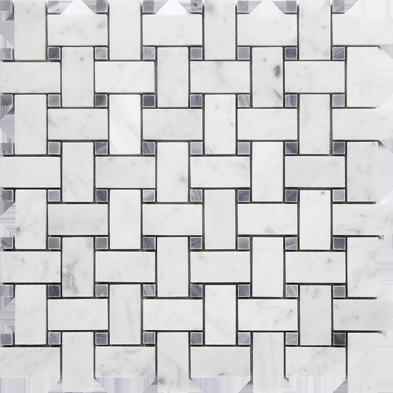 centurymosaic-basketweave-marble-mosaic-tile