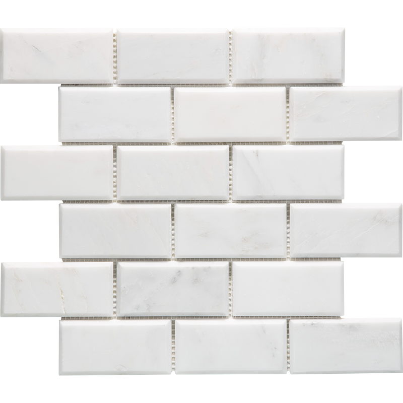 centurymosaic-beveled-brick-marble-mosaic-tile
