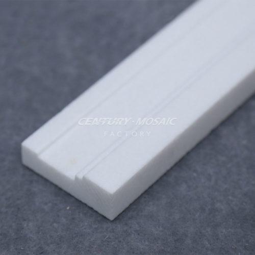 centurymosaic-centurymosaic-white-thassos-white-Marble-Chair-Rail-3