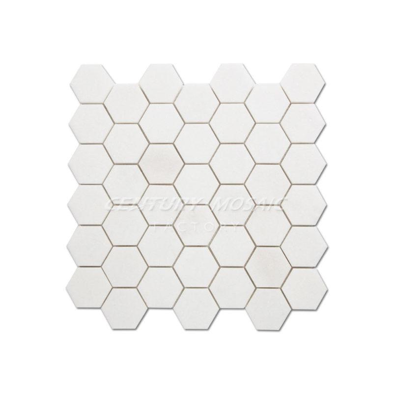 centurymosaic-hexagon-thassos-white-mosaic-tile-wholesale