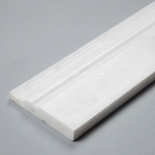centurymosaic-himalaya-white-Marble-Baseboard-1