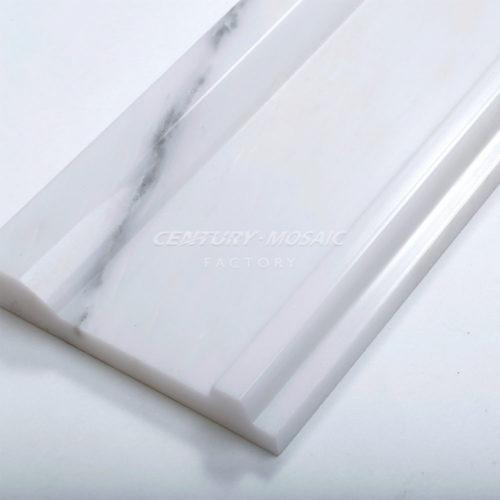 centurymosaic-oriental-white-Marble-1Baseboard-1
