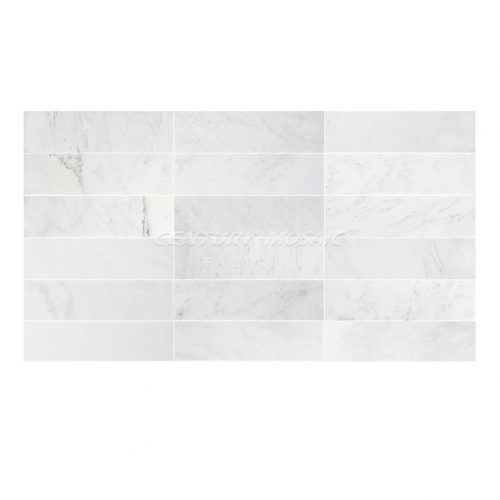 centurymosaic-6-inch-by-24-inch-Statuary-White-tile